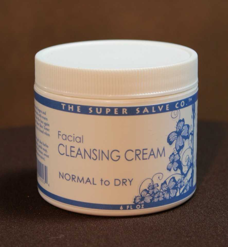 Facial Cleansing Cream 6 oz. - Winter Sun