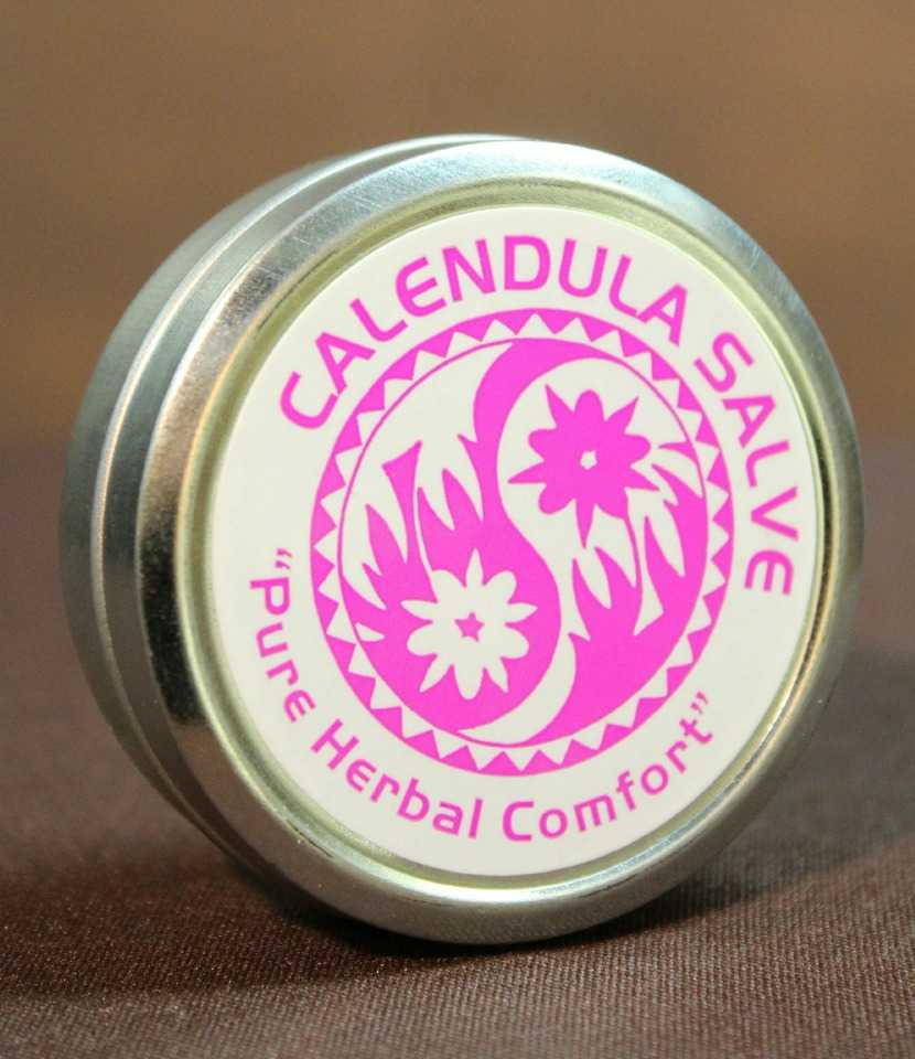Calendula Salve 1.75 oz. - Winter Sun