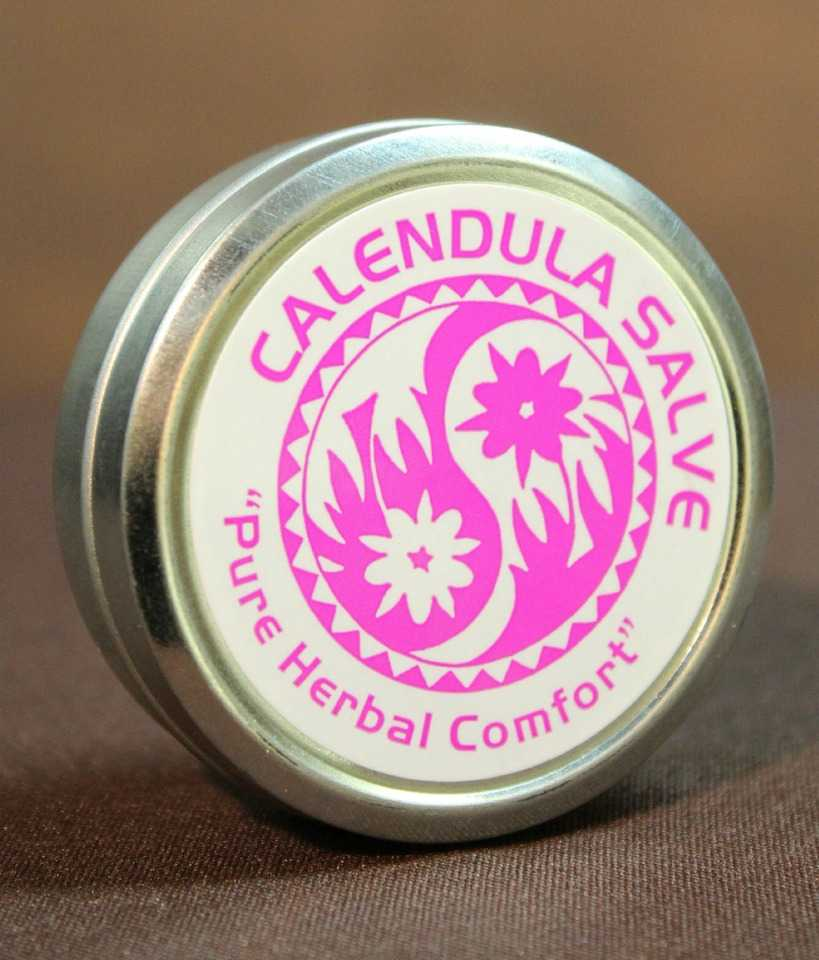 Calendula Salve 4 oz. - Winter Sun