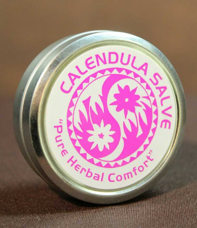 Calendula Salve 6 oz. - Winter Sun
