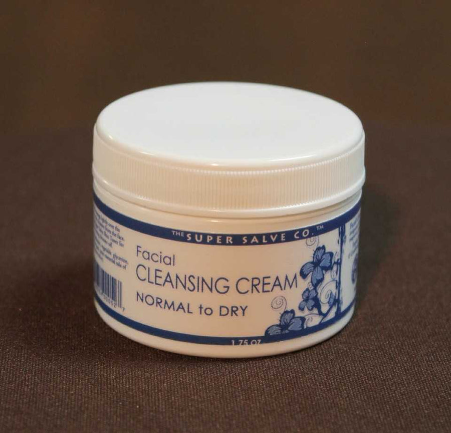 Facial Cleansing Cream 1.75 oz. - The Super Salve Co.