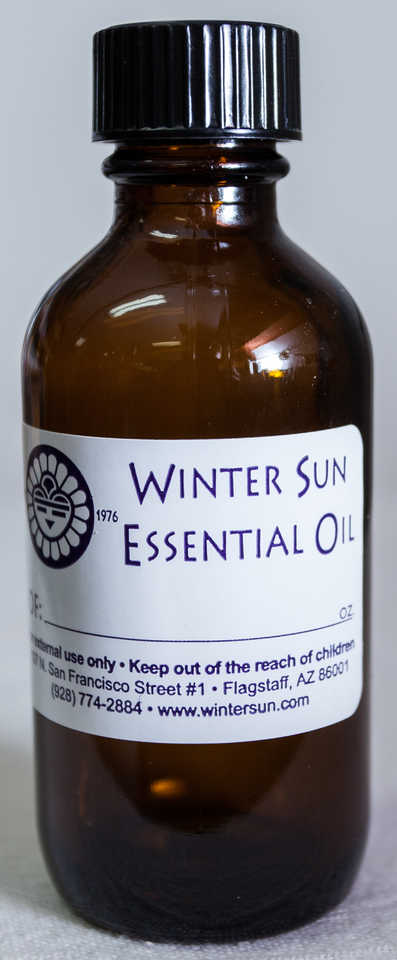 Winter Solstice Oil Blend 2 oz. - Winter Sun