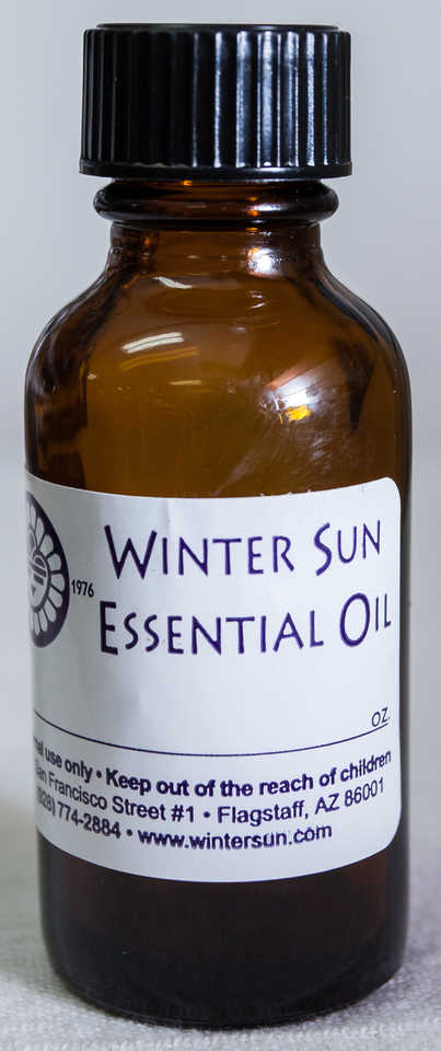 Winter Solstice Oil Blend 1 oz. - Winter Sun