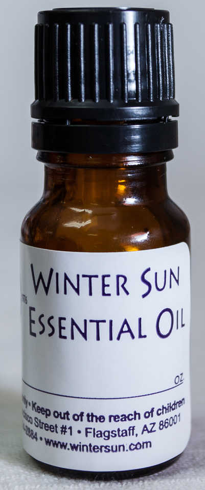 Winter Solstice Oil Blend .33 oz. - Winter Sun Trading Co.