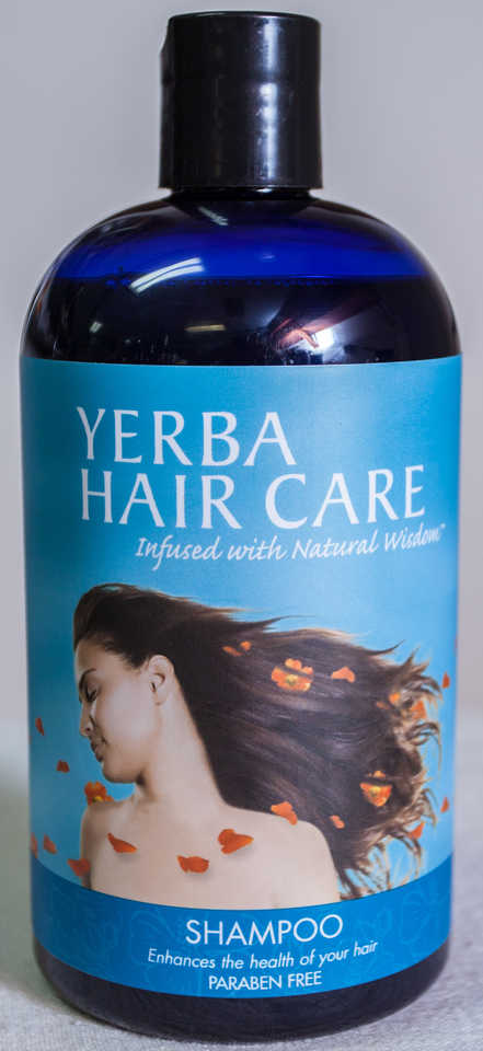 Yerba Hair Care Shampoo 16 oz. - Winter Sun