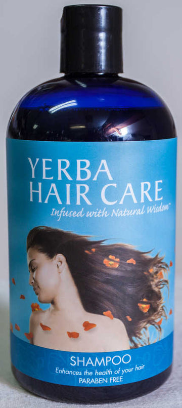 Yerba Hair Care Shampoo 2 oz. - Yerba Hair Care