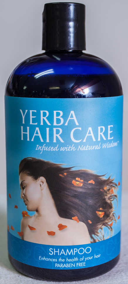 Yerba Hair Care Shampoo 8 oz. - Winter Sun