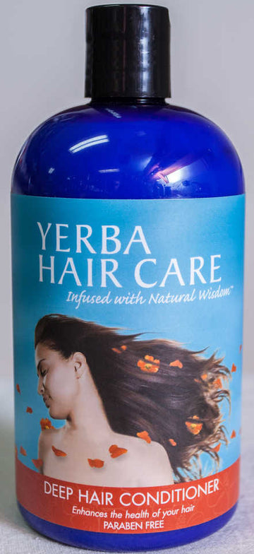 Yerba Hair Care Conditioner 2 oz. - Yerba Hair Care