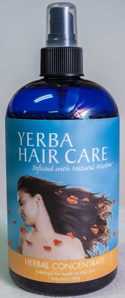 Yerba Hair Care Herbal Concentrate 8 oz. - Winter Sun