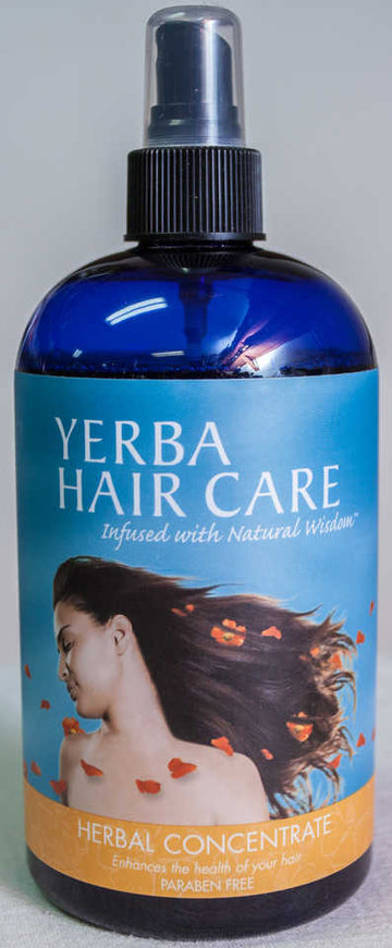 Yerba Hair Care Herbal Concentrate 2 oz. - Yerba Hair Care