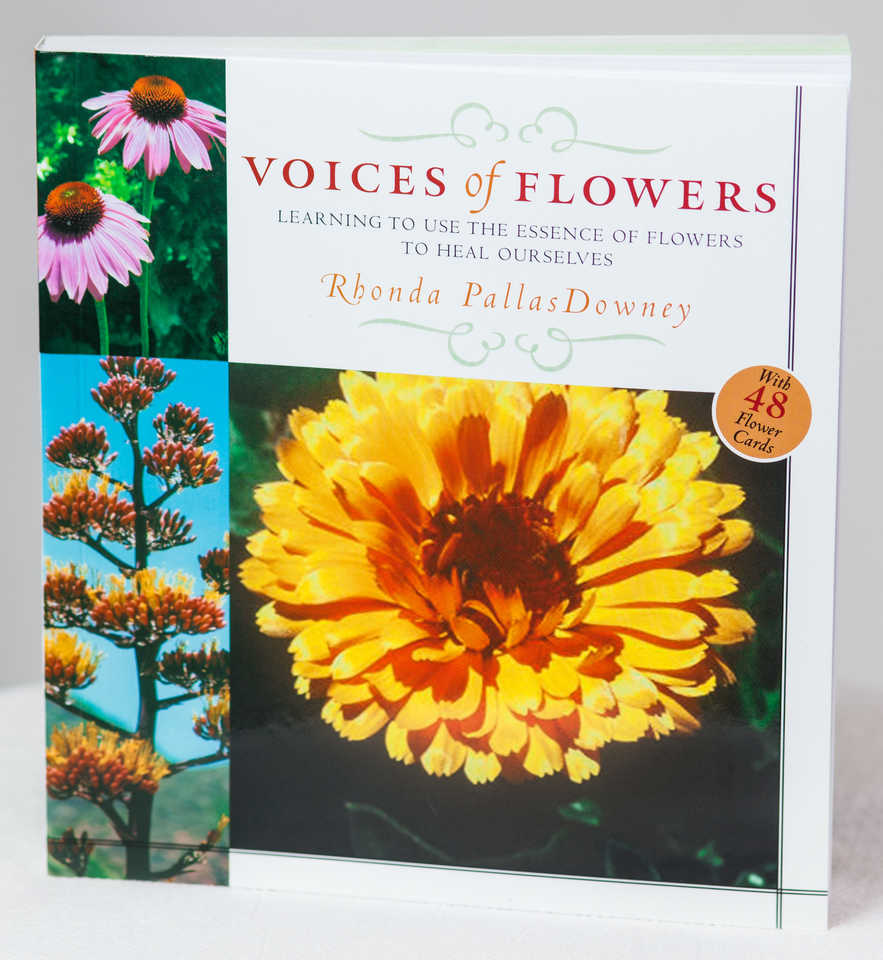 Voices of Flowers by Rhonda PallasDowney
