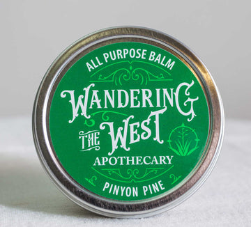 Pinyon Pine All Purpose Balm - 2 oz  - Wandering The West