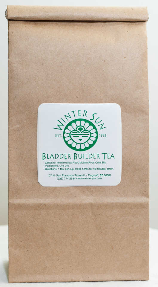 Bladder Builder 8 oz. - Winter Sun
