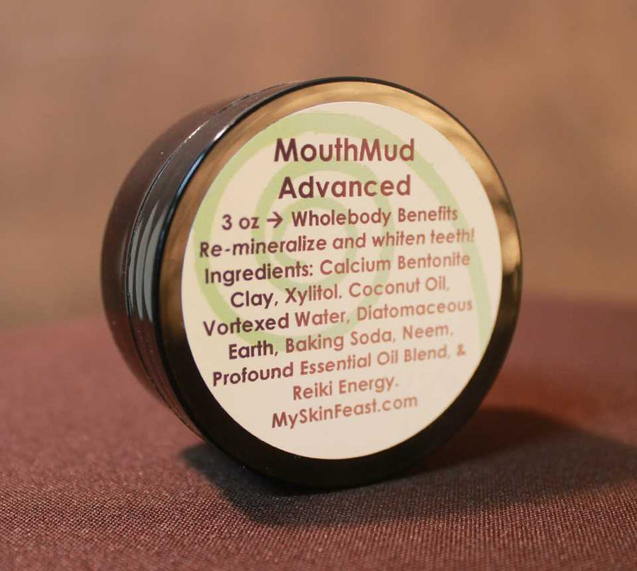 MouthMud Advanced - 3 oz