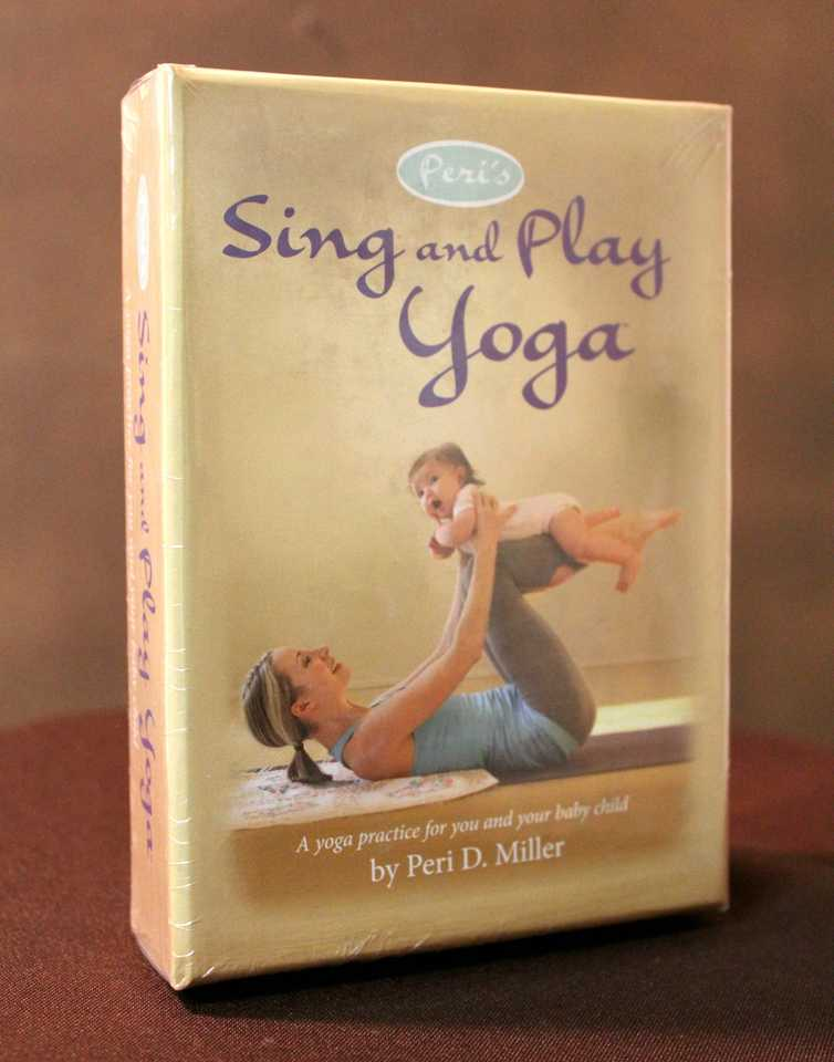 Sing and Play Yoga