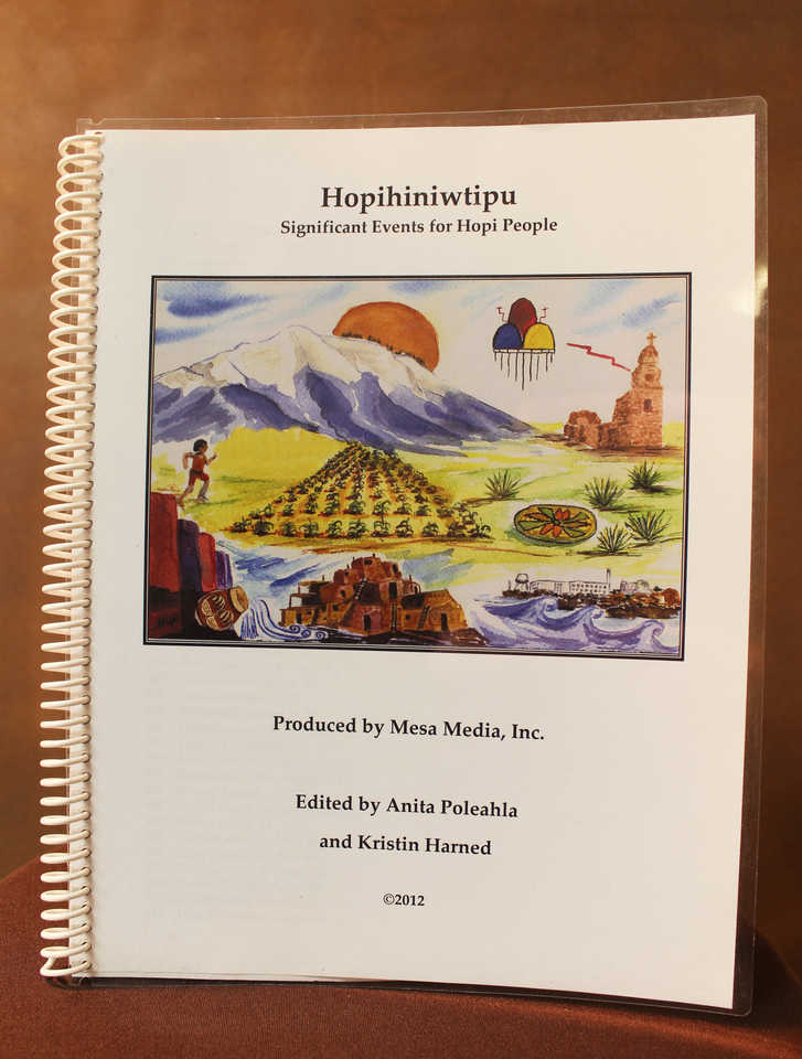 Hopihiniwtipu: Significant Events for the Hopi People