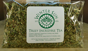 Truly Incredible Tea 1 oz. - Winter Sun Trading Co.