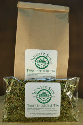 Truly Incredible Tea 8 oz. - Winter Sun