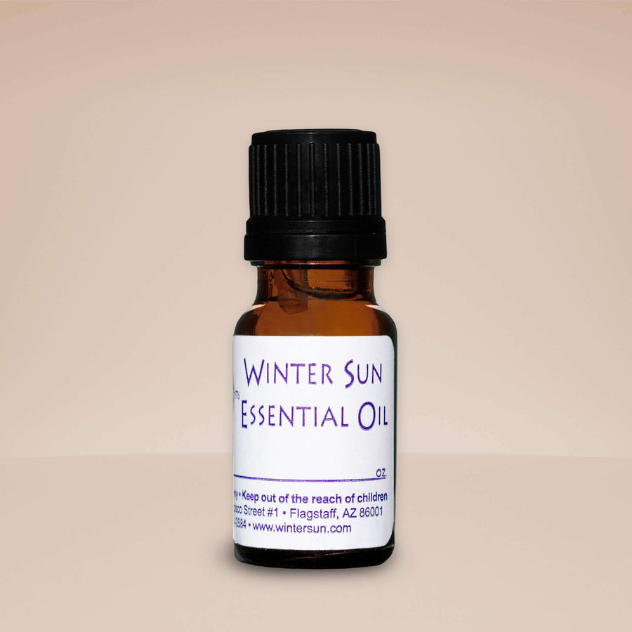 Vetiver Essential Oil from Winter Sun Trading Co.