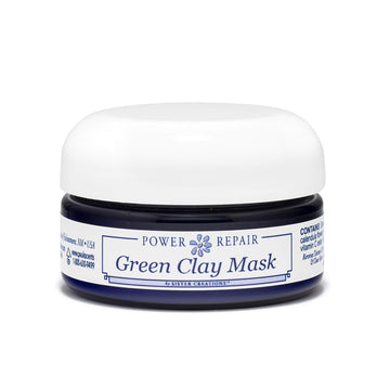 Power Repair Green Clay Mask - Sister Creations