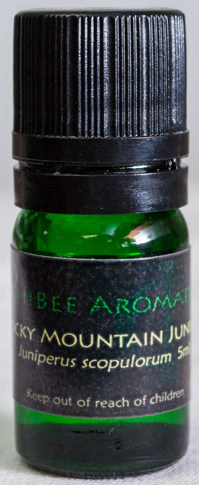 Rocky Mountain Juniper Essential Oil - 5 mL  - PhiBee Aromatics