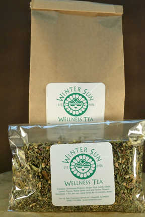 Wellness Tea 8 oz. - Winter Sun