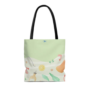 Shrimp Mango Salad - Tote Bag