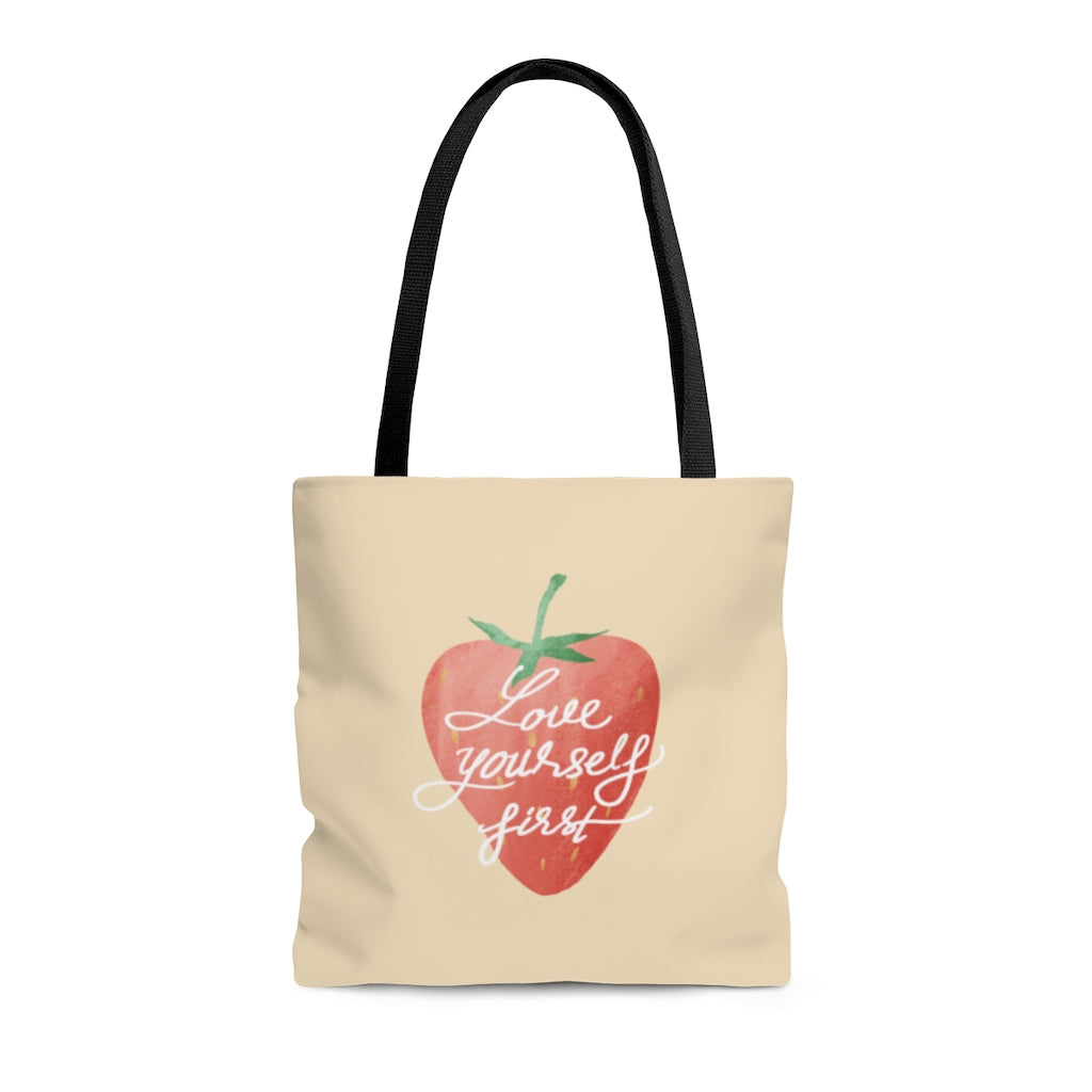 Quote Tote Bag 04