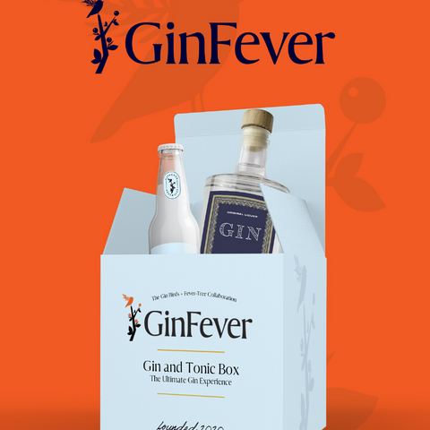 The best in Gin and Tonic, The Gin Birds and Fever Tree launch GinFever