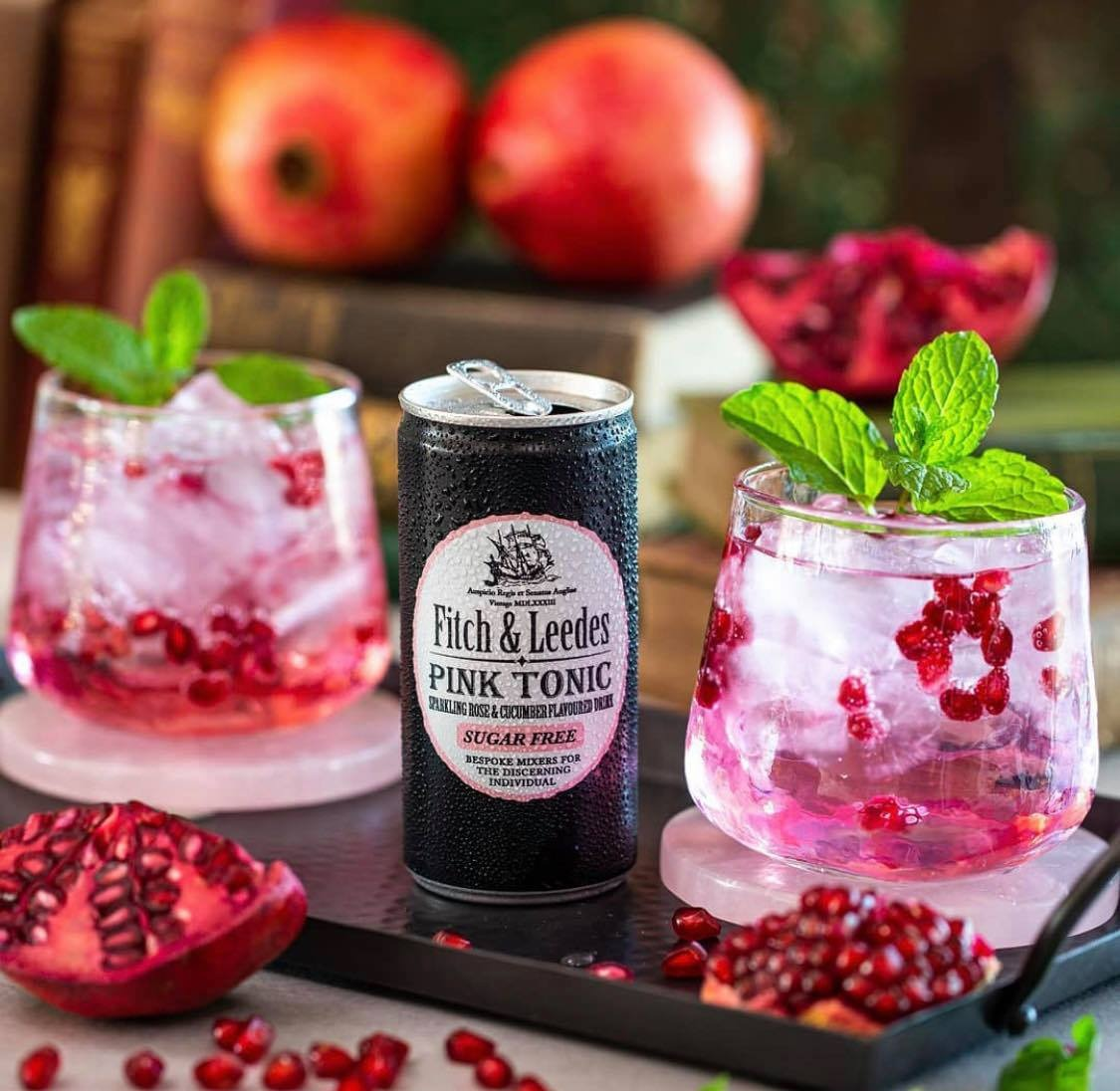 In the Pink Gin & Tonic Party,