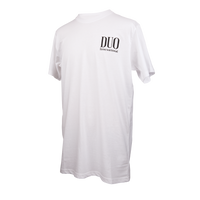 DUO White S/S T-Shirt