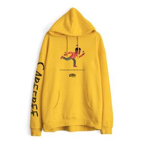The Circus Hoodie | Gold