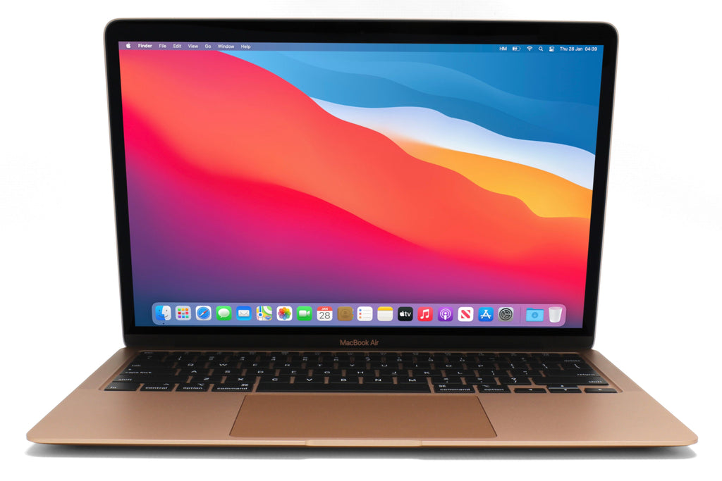 MacBook Air 13-inch Core i7 1.2GHz (Gold, 2020)