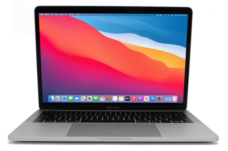 MacBook Pro 13-inch A2159 macOS Big Sur Silver
