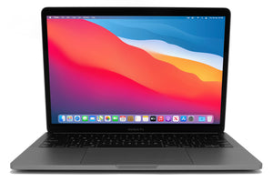 MacBook Pro 13-inch A1706 macOS Big Sur Space Grey