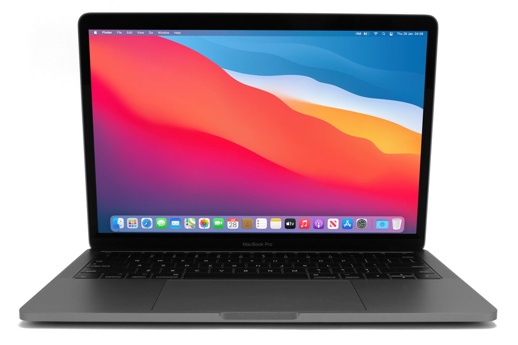 MacBook Pro 13-inch A1708 macOS Big Sur Space Grey