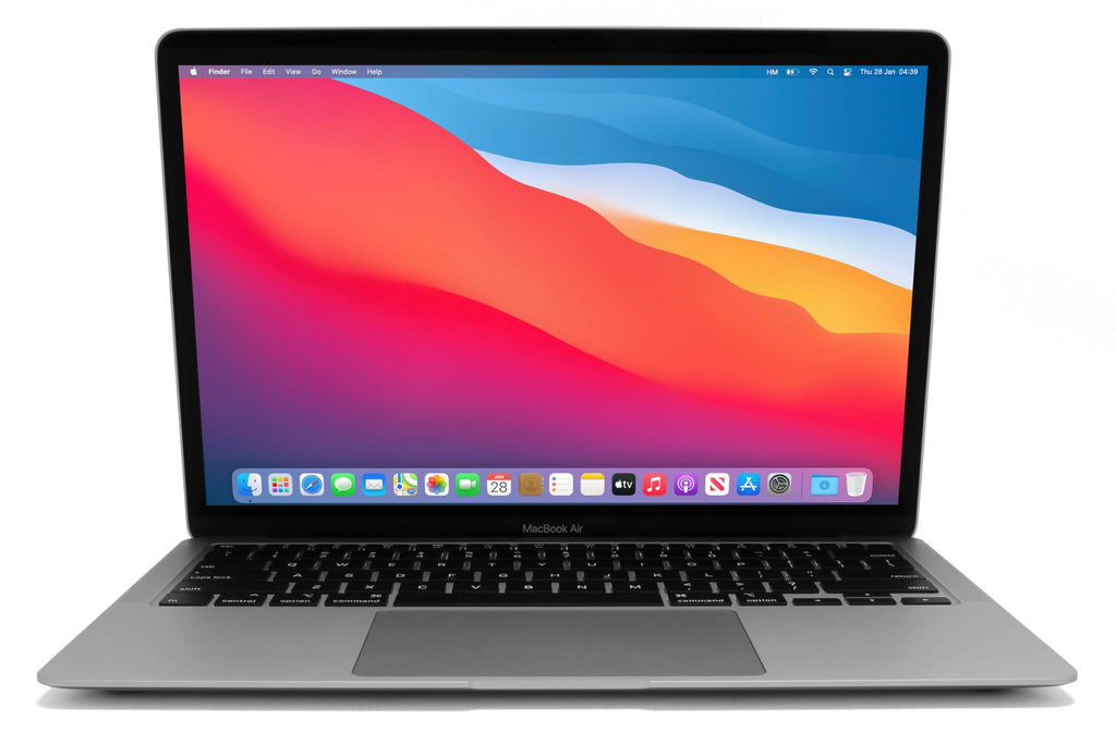 MacBook Air 13-inch Core i5 1.1GHz (Silver, 2020) Grade B