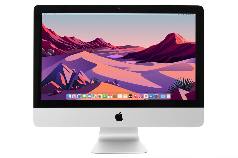 Apple iMac 21-inch A1418 4K Retina 2015 Front