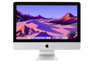 iMac 21-inch Core i5 1.4GHz (Mid 2014)