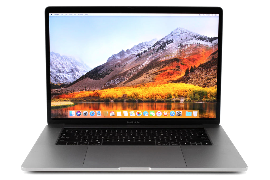 MacBook Pro 15-inch Core i7 2.7GHz Pro 455 2GB (Space Grey, Late 2016) Grade B