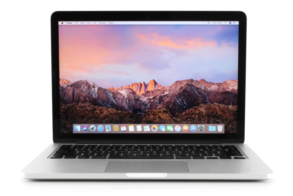Apple MacBook Pro 13-inch (Mid 2014) A1502 Open