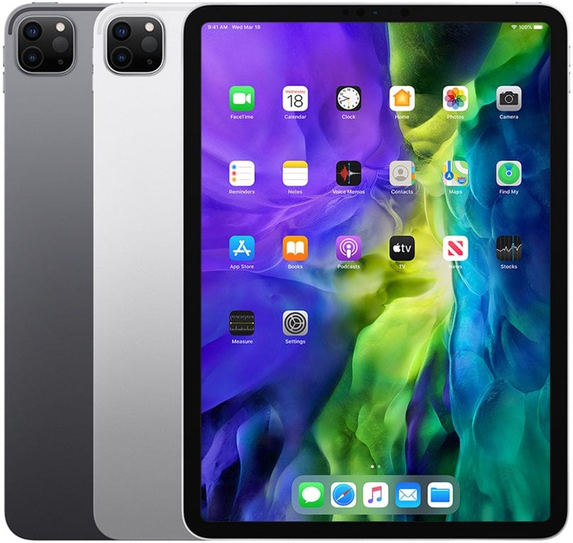 iPad Pro 11-inch (2nd Generation, Wi-Fi + Cellular)