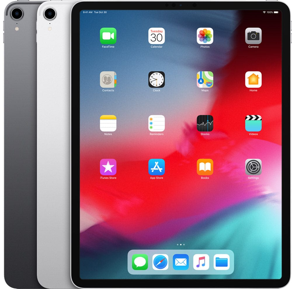 iPad Pro 12.9-inch (3rd Generation, Wi-Fi + Cellular)