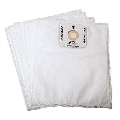 MR-500 Vento Dust Bags, Pack of 6