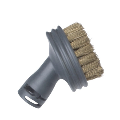 MR-75 Amico Large Metal Brush - Brass