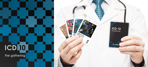 ICD-10 Playing Cards