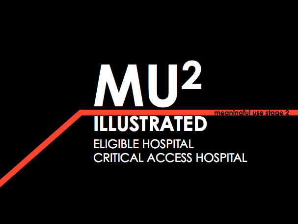 Meaningful Use Stage 2 - Eligible Hospital - Illustrated Slide Deck