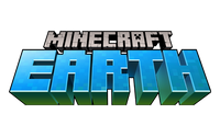 Minecraft Earth Logo.