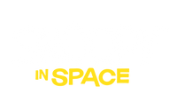Snoopy in Space Logo.