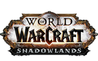 World of Warcraft Shadowlands Logo.